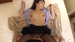 Busty dentist in pantyhose first time creampie threesome HD