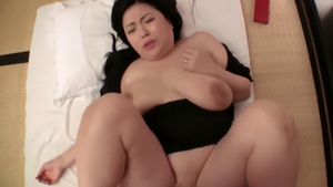 In the Tokyo along with huge tits japanese MILF