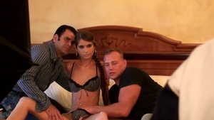 Czech pornstar Nessa Devil has a soft spot for hard ramming HD