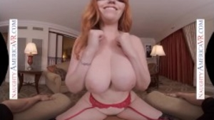 Naughty american Lauren Phillips getting smashed very nicely