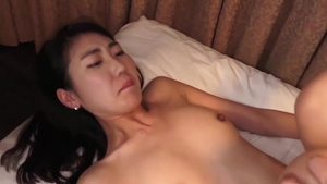 Rough fucking alongside korean amateur