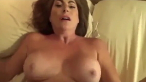 Large tits mature cowgirl sex in hotel