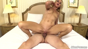 Fucking hard starring super cute blonde