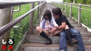 Good fucking in the company of small tits asian brunette
