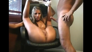 Busty housewife homemade fucked in the butt
