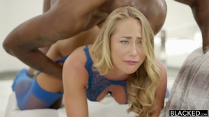 Raunchy plowing hard with hot babe Carter Cruise