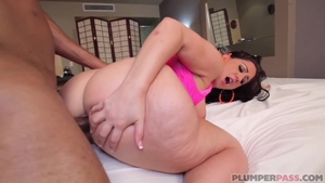 Big ass latina hardcore gaping