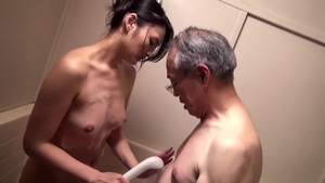 Sloppy fucking escorted by japanese brunette