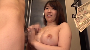 Creampied at the casting starring brunette