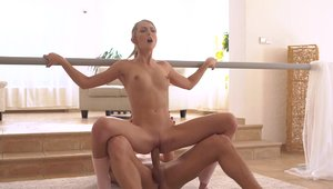 Katy Rose getting smashed very nicely scene