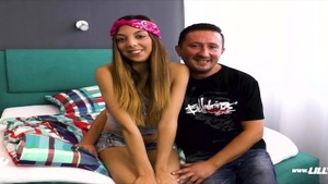 'FAN plows Lilly Lil, SUDDENLY HAPPENS THIS.. OUTDOOR CREAMPIE OIL HARD corporalist'