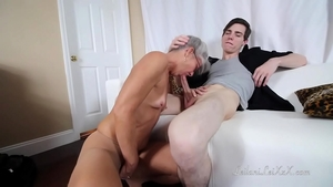 Hard fucking alongside young amateur