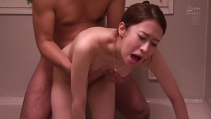 Japanese mature nailed hard in HD