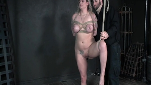 Super sexy and chubby mature BDSM