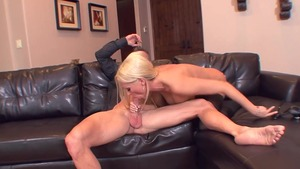 Good fucking with blonde hair Diana Doll