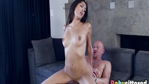 Latina Chloe Amour is a thick pornstar