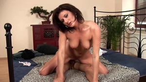 Hardcore sex in company with hawt mature