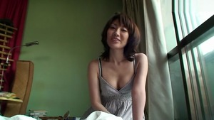 JAV exotic chick japanese mature playing with sex toys