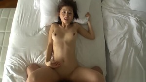 Japanese babe lusts hard sex