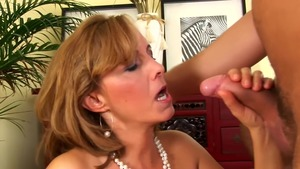Young small tits european stepmom
