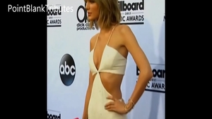 Horny celebrity Taylor Swift does what shes told